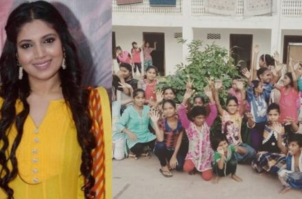 Bhumi Pednekar Supports Toilet