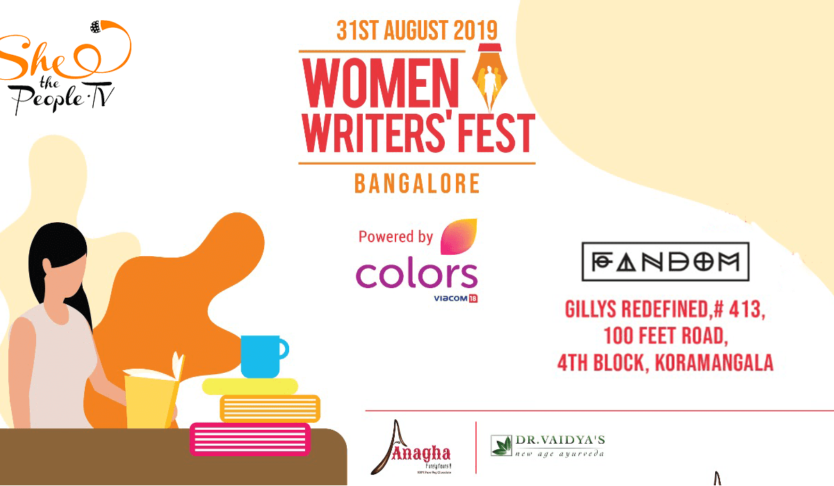 Women Writers Fest Bangalore 2019