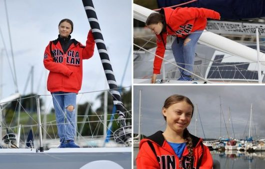Greta Thunberg New York
