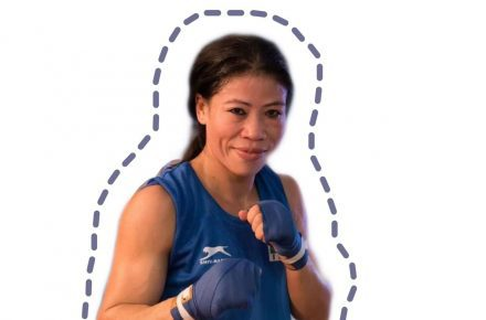Mary Kom World C'ships