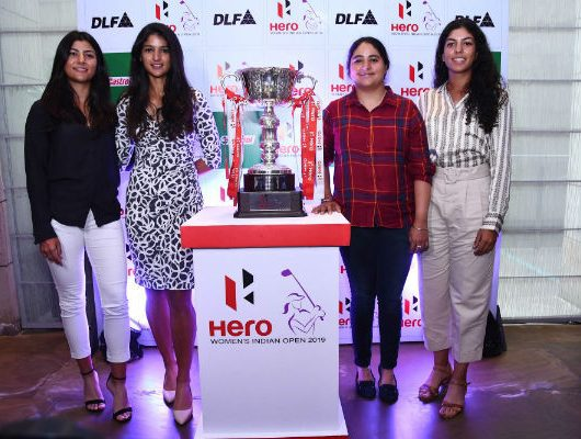 Golfers Hero Women's Indian Open