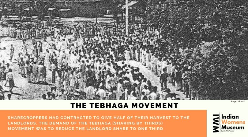 Tebhaga Movement