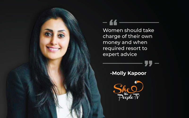 Molly Kapoor, Head - Marketing, Aditya Birla Sun Life Mutual Fund