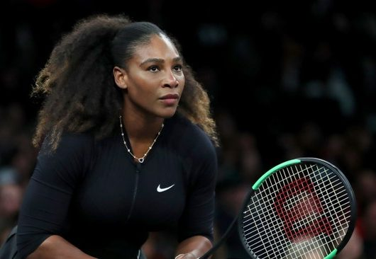 Serena Williams Athlete Decade