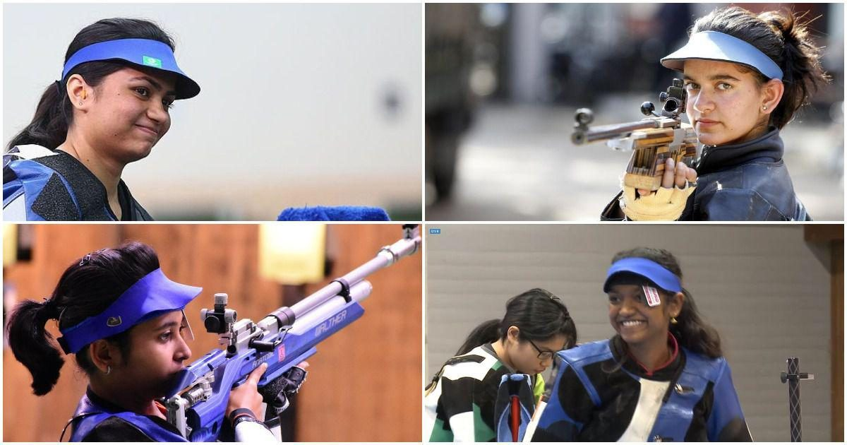 ISSF World Cup 2019