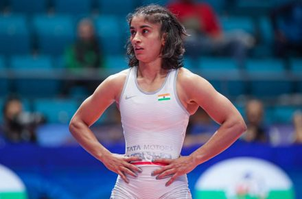 Vinesh Phogat moments