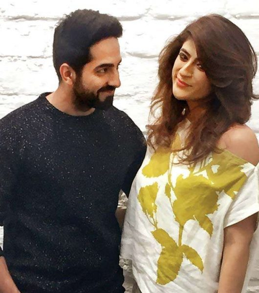 ayushmann khurrana taking break