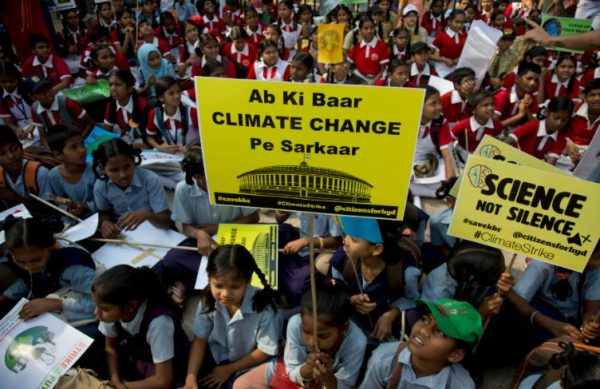 Indian students Global Climate Strike