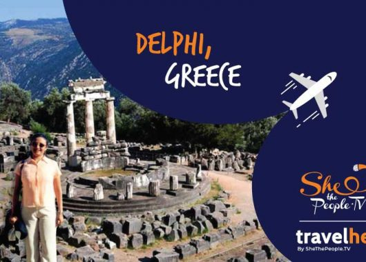 travelher:-delphi,-journey-to-the-centre-of-the-earth-and-back