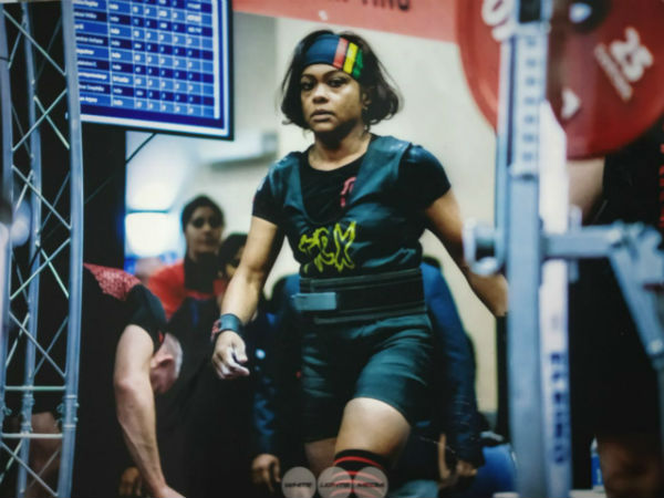 Assam's Dr Anindita Priyadarshini Das Bags 4 Golds In Commonwealth Powerlifting Championship