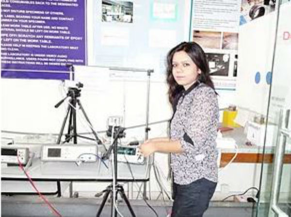 Dr. Susmita Naskar - Indian Woman Scientist Impacting Aerospace Industry