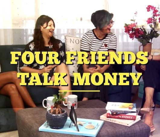 Four Friends Talk Money in India