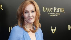 J K Rowling returns awards