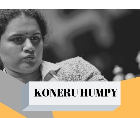 Koneru Humpy World number three