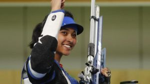 Mehuli Ghosh South Asian Games