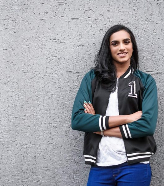 Forbes Celebrity 100, PV Sindhu badminton awareness campaign