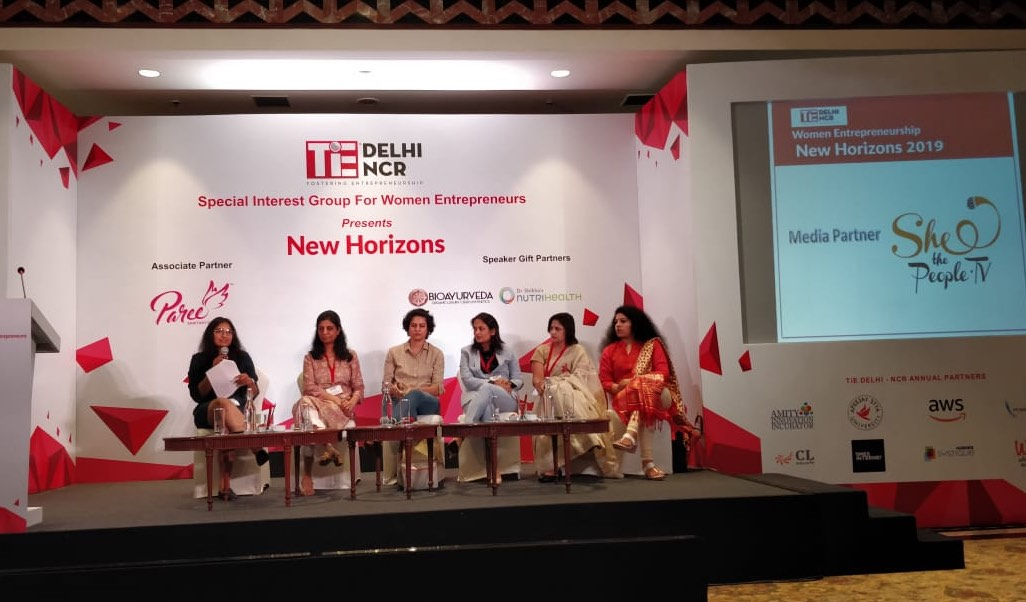TiE Women Entrepreneurship Shaili Chopra