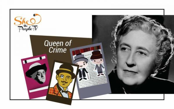 Agatha Christie queen crime