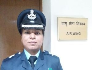 first woman defence attache