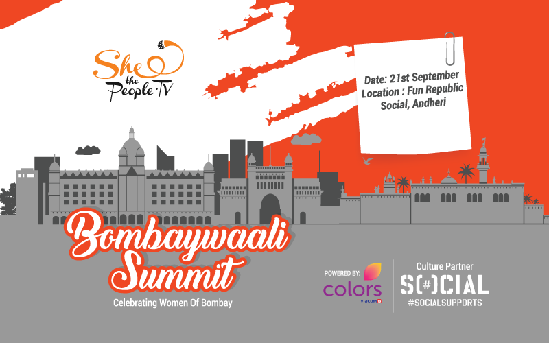 Bombaywaali Summit By SheThePeople on 21st Sep 2019