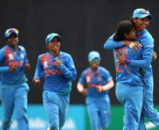 Women's cricket team BCCI