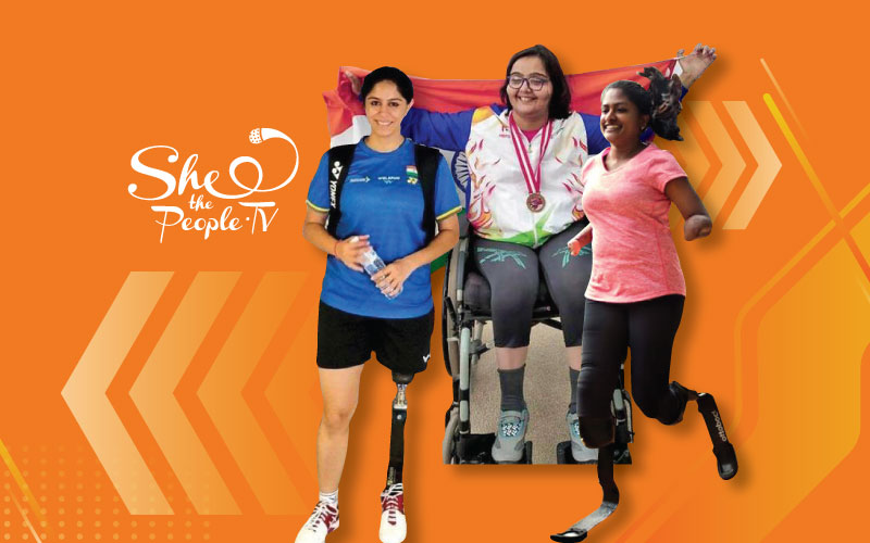 women para athletes india