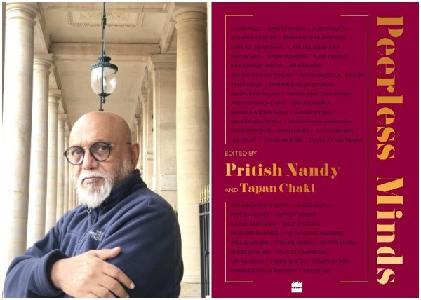 Peerless Minds, Pritish Nandy