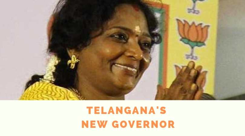 telangana new governor