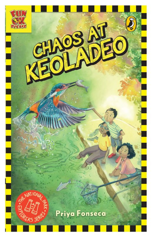 Chaos at Keoladeo