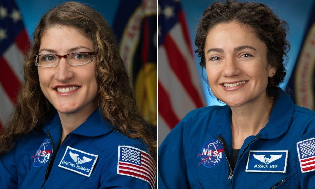 All Female Spacewalk