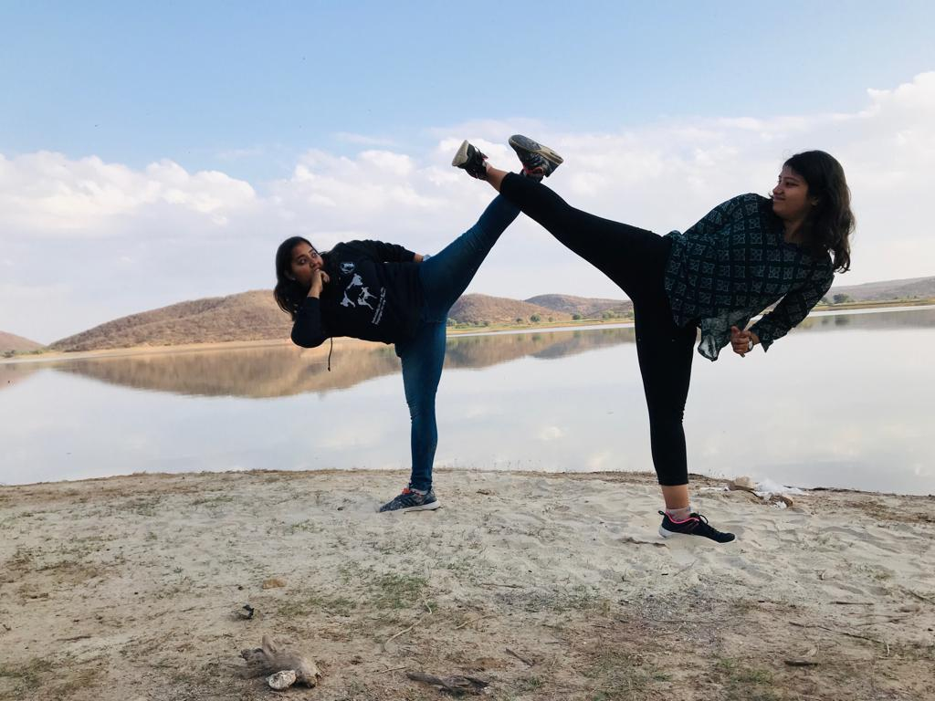 ​Meet Richa Gaur, Martial Arts Player And Self Defence Coach