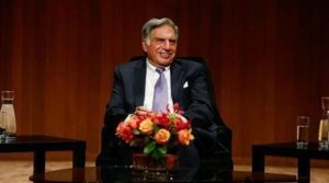 Image posted on Instagram by Ratan Tata