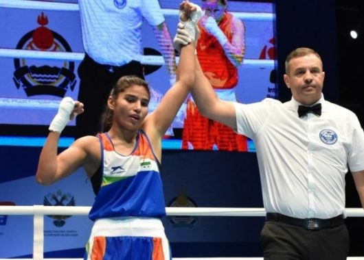 World Women's Boxing Championship 2019 Manju Rani enters semis