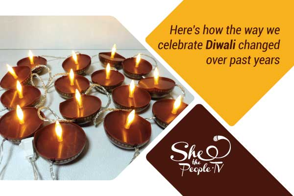 How Diwali Changed Over Time
