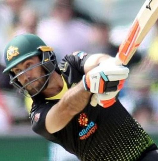 glenn maxwell mental health