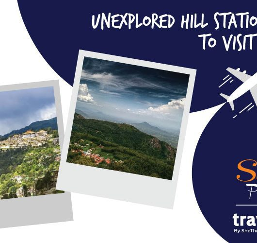 unexplored hills stations India