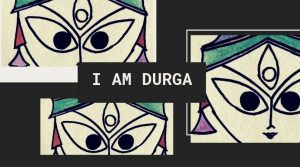 i am durga, durga for children