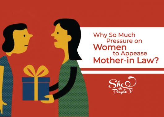 why-is-it-a-compulsion-for-women-to-please-their-mother-in-law?