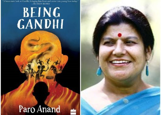 Being Gandhi book