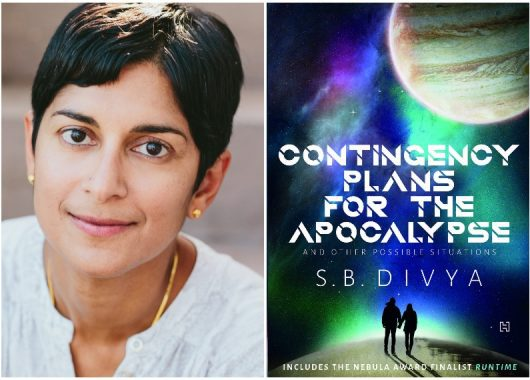 Contigency Plan for the Apocalypse, S. B. Divya