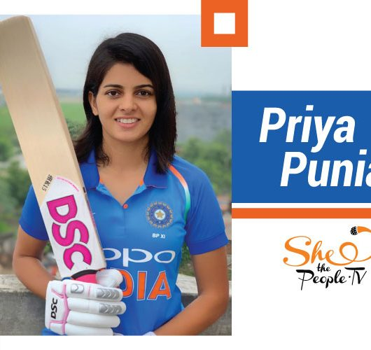 priya-punia indian cricketer profile