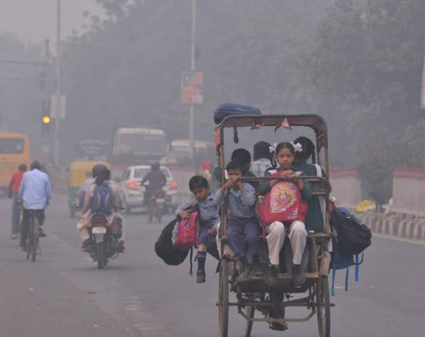 Air Pollution Delhiites