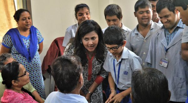 Geeta Poduval DRZYA Differently-Abled