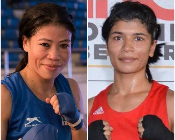Nikhat Zareen Vs Mary Kom
