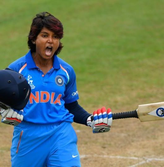 Punam Raut Leads the Way as India Level Series Against West Indies
