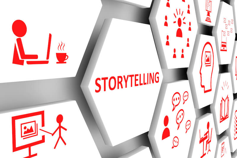 storytelling marketting