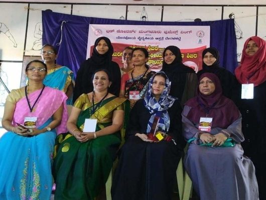 All Woman Blood Donors Group