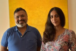 Devdutt Pattanaik, Amruta Patil