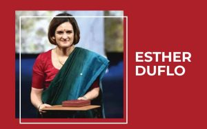 Esther Duflu nobel speech
