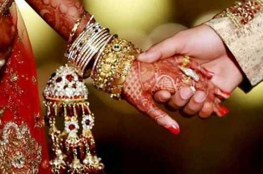 Sajjan Singh Verma, Allahabad High court notice of marriage